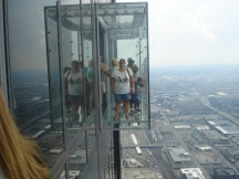 Me at Willis Tower (Sears Tower)